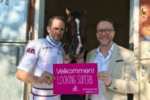 Looking Superb Elitloppet