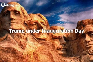 Trump innaguration day odds