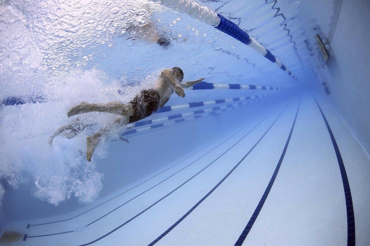 Odds på Sarah Sjöström och simning