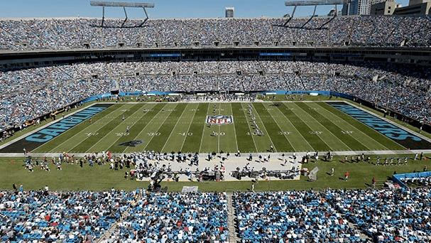bank of america stadium carolina