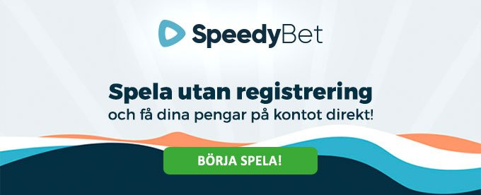 speedybet betting utan konto