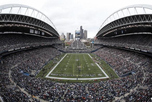 Century Link Field Seattle Seahawks
