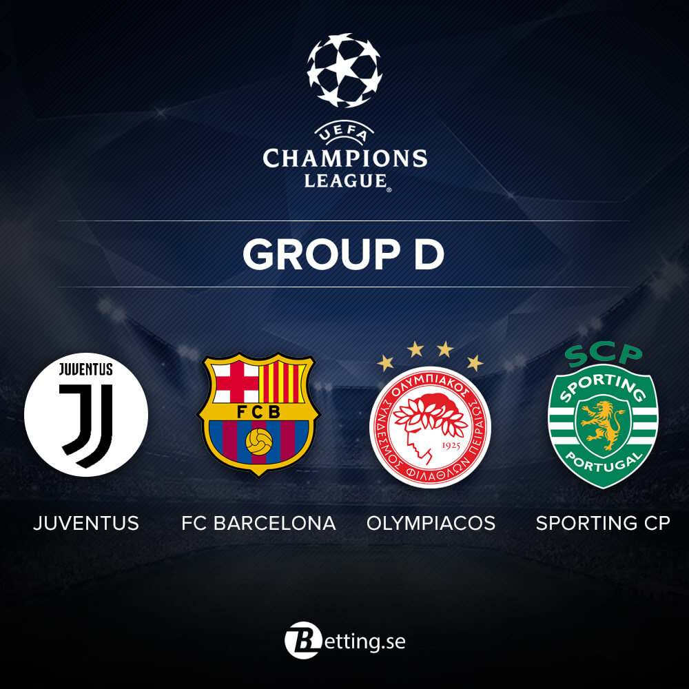 Champions League grupp D
