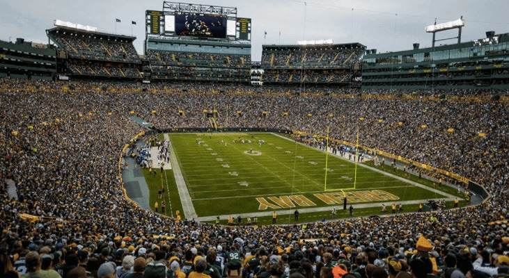 Lambeu Field Green Bay