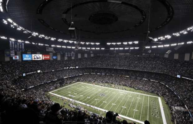 Mercedez Benz Superdome