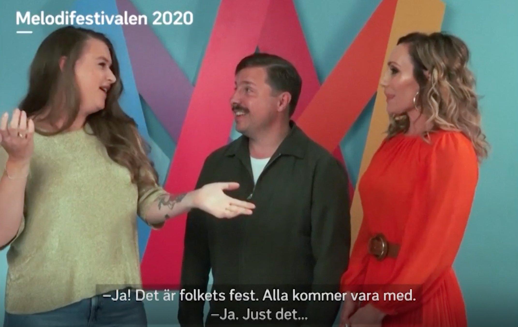 Startlista mello 2020