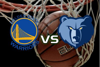 Golden State Warriors - Memphis Grizzlies:  (AH: -2,5) 1