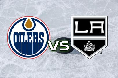 Edmonton Oilers - Los Angeles Kings:  1