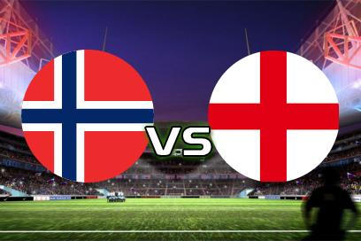 Norge - England:  2