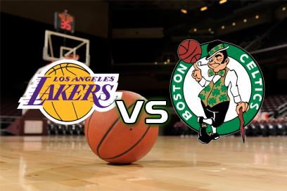 L. A. Lakers - Boston Celtics:  1