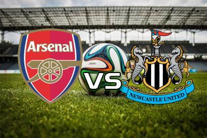Arsenal - Newcastle United:  1