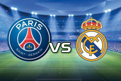 PSG - Real Madrid:  1