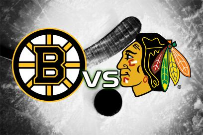 Boston Bruins - Chicago Blackhawks:  Under 30,5 Chicago skott