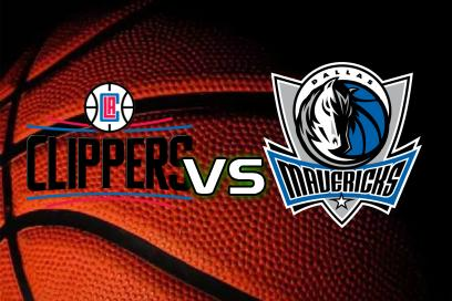 Los Angeles Clippers - Dallas Mavericks:  2