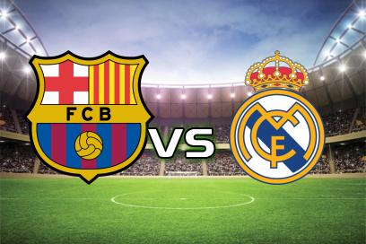 Barcelona - Real Madrid:  2