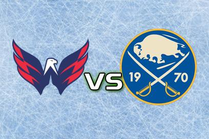 Washington Capitals - Buffalo Sabres:  2