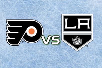 Philadelphia Flyers - Los Angeles Kings:  1