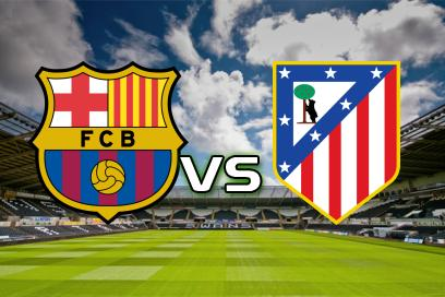 Barcelona - Atletico Madrid:  Under 2,5 Mål