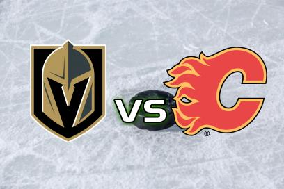 Vegas Golden Knights - Calgary Flames:  1