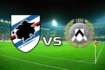 Sampdoria - Udinese:  Draw no bet: 1