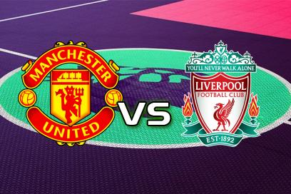 Manchester United - Liverpool:  1