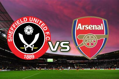 Sheffield U. - Arsenal:  2