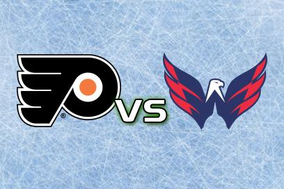Philadelphia Flyers - Washington Capitals:  2