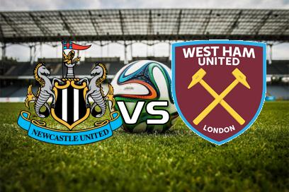 Newcastle - West Ham:  2