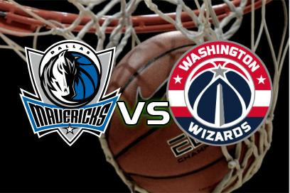 Dallas Mavericks - Washington Wizards:  1