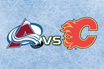 Colorado Avalanche - Calgary Flames:  1