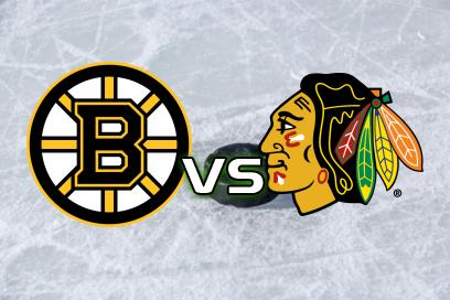 Boston Bruins - Chicago Blackhawks:  (AH: -1,5) 1