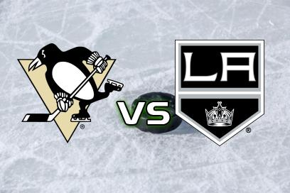 Pittsburgh Penguins - Los Angeles Kings:  Under 5,5