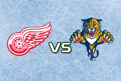 Detroit Red Wings - Florida Panthers:  2