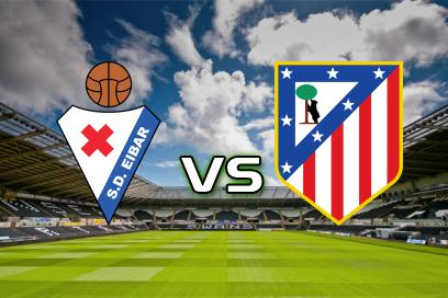 Eibar - Atletico Madrid:  2