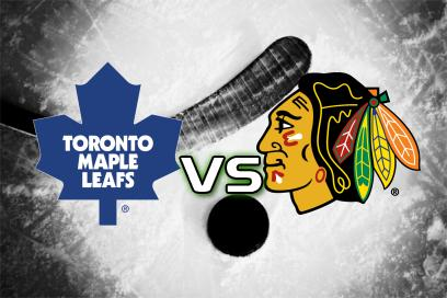 Toronto Maple Leafs - Chicago Blackhawks:  Över 6,5