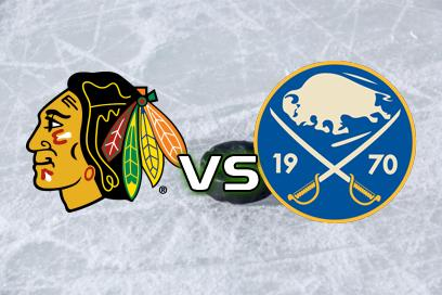 Chicago Blackhawks - Buffalo Sabres:  1