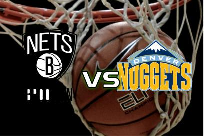 Brooklyn Nets - Denver Nuggets:  2