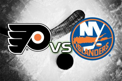 Philadelphia Flyers - New York Islanders:  2