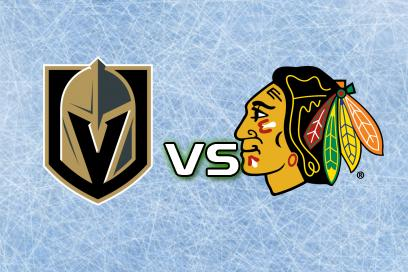 Vegas Golden Knights - Chicago Blackhawks:  (AH: +1,5) 2