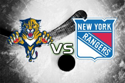 Florida Panthers - New York Rangers:  1