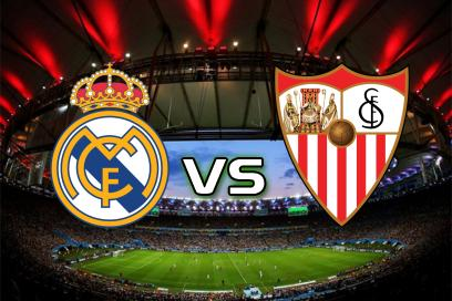 Real Madrid-Sevilla:  1