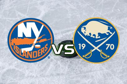 New York Islanders - Buffalo Sabres:  1