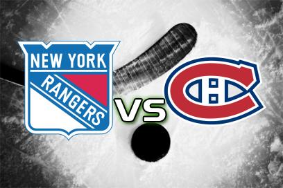 New York Rangers - Montreal Canadiens:  1