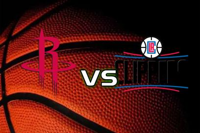 Houston Rockets - Los Angeles Clippers:  1