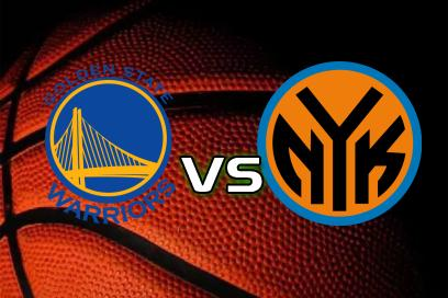Golden State Warriors - New York Knicks:  (AH: -3,5) 1