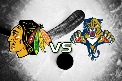 Chicago Blackhawks - Florida Panthers:  Över 5,5