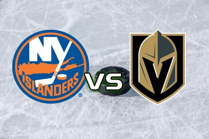 New York Islanders - Vegas Golden Knights:  1