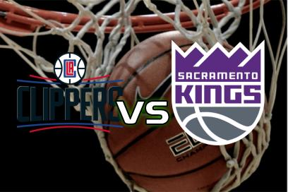 Los Angeles Clippers - Sacramento Kings:  (AH: +11,5 Poäng) 2