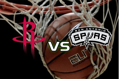 Houston Rockets - San Antonio Spurs:  1
