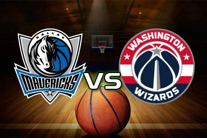 Dallas Mavericks - Washington Wizards:  (AH: -7,5 Poäng) 1